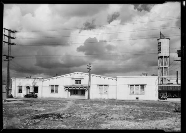 West Coast Knitting Mills, 2615 Fruitland Road, Vernon, CA, 1931