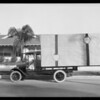 Chevrolet Christmas box, Southern California, 1925