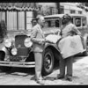 Pierce Arrow car from Jack-Germond, 5600 Sunset Boulevard, Los Angeles, CA, 1929
