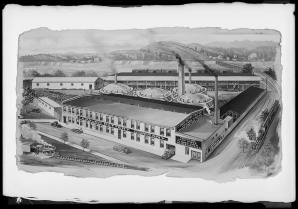 J. A. Bauer Pottery Company, The May Co., Los Angeles, CA, 1931