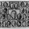 Photos of Shriner's past potentates, 1888-1920