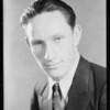 Student, E. H. Murray, National Auto School, Southern California, 1931