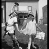 Dancing pupils, individual shots, Southern California, 1926