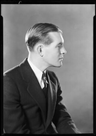 Himself, Nat Jeffras, Southern California, 1930