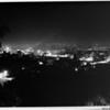 Los Angeles night lights