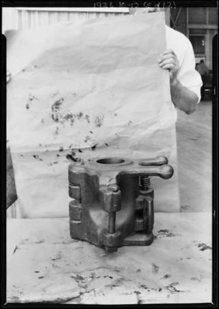 Catalog shots for Wilson Willard, Southern California, 1926
