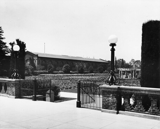 Exposition Park in Los Angeles