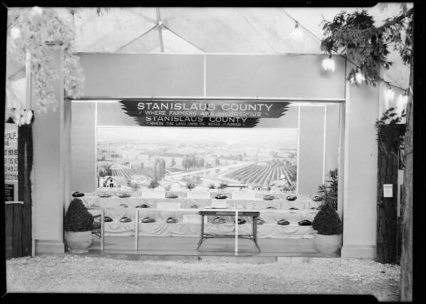 Stanislaus County, Southern California, 1930