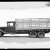 Chevrolet stake body, Southern California, 1931