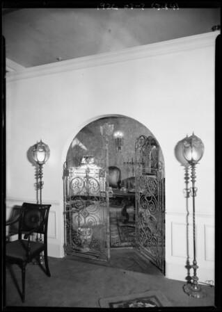Display rooms, Broadway Department Store, Los Angeles, CA, 1926
