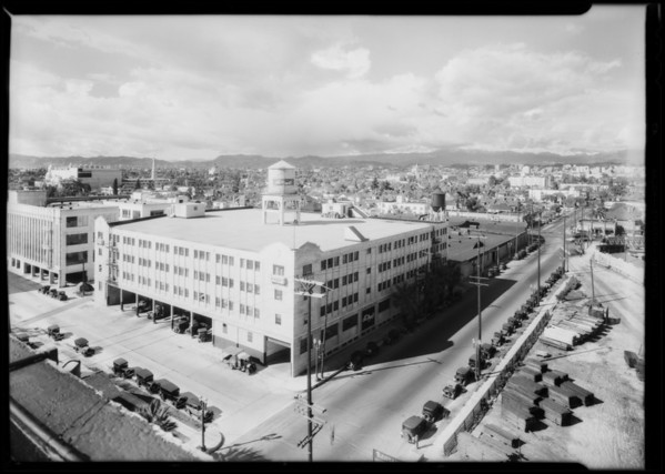 Warehouse, Southern California, 1930