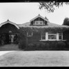 2372 West 23rd Street, Los Angeles, CA, 1927