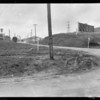 Intersection of Riverside Drive & Los Feliz Boulevard, Los Angeles, CA, 1926