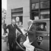 Elks caravan, Van Fleet and Durkee, Southern California, 1931