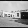 Station at 5582 Melrose Avenue, Rio Grande Oil Co., Los Angeles, CA, 1929