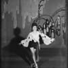 Dancers at Mesa theatre, Southern California, 1930