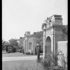 New entrance to Bel-Air, 10951 Sunset Boulevard, Los Angeles, CA, 1932