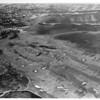 Aerial view of Greystone Park, Greystone Mansion