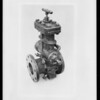 Valve, Robinson Orifice Co., Southern California, 1930