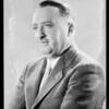 Mr. Morse, portrait, Southern California, 1931