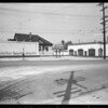 Bulletin boards at East Washington Avenue and Griffith Avenue, Los Angeles, CA, 1930