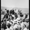 Opening day at Midurck View Estates, Southern California, 1929