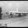 Corner, Meadowbrook Avenue and West Pico Boulevard, Los Angeles, CA, 1929