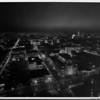 Los Angeles night lights, Los Angeles Times building
