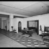 Display rooms, 6th floor, Broadway Department Store, Los Angeles, CA, 1926