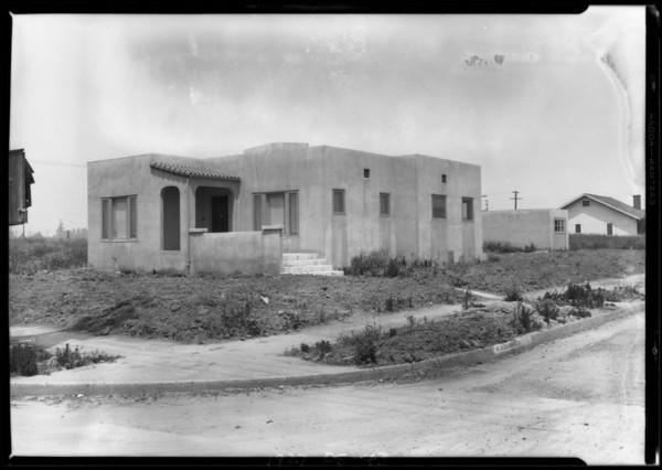 421 East Hellman Avenue, Alhambra, CA, 1927