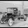 Crescent Creamery truck, Southern California, 1926