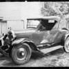 Chevrolet Roadster, Southern California, 1931