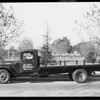 El Rey Oil & Drilling Co. truck, Southern California, 1930