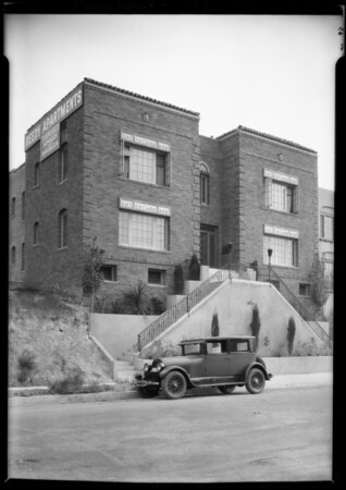 Pacific Finance building, Southern California, 1926