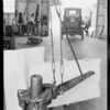 Willard Wilson come-back tongs, Southern California, 1926