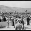 Opening day at Midurck View Estates, Southern California, 1929