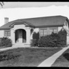 942 North Genesee Avenue, West Hollywood, CA, 1927