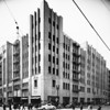 J.W. Robinson Company Department Store located on the corner of Seventh Street and Grand Avenue