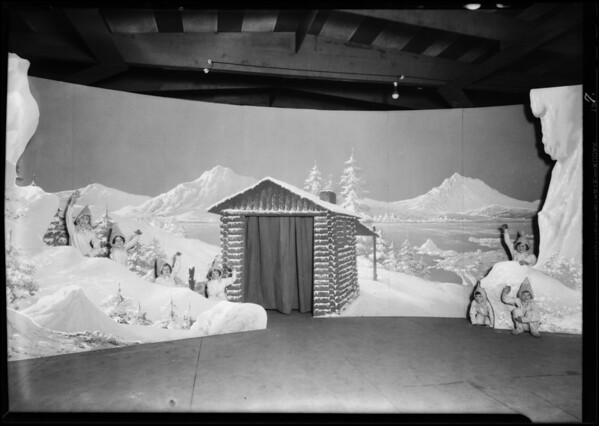 May Co. roof show, Southern California, 1930