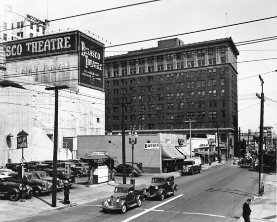 Belasco Theatre and the Los Angeles Investment Company