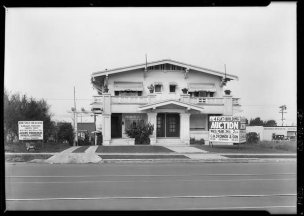 519 North Vermont Avenue, Los Angeles, CA, 1926