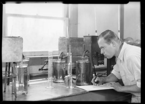 Plant at Signal Hill, Signal Oil Co., Signal Hill, CA, 1931