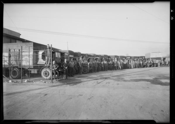 Mac Marr Warehouse, Southern California, 1930