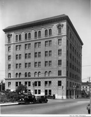 The San Pedro City Hall