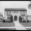 105 South New Hampshire Avenue, Los Angeles, CA, 1926