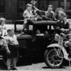 """Television scene from """"Little Rascals"""""""