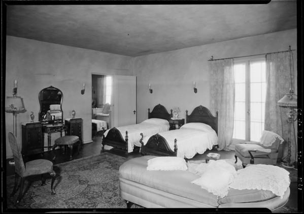 2327 La Mesa Drive, Santa Monica, CA, 1926
