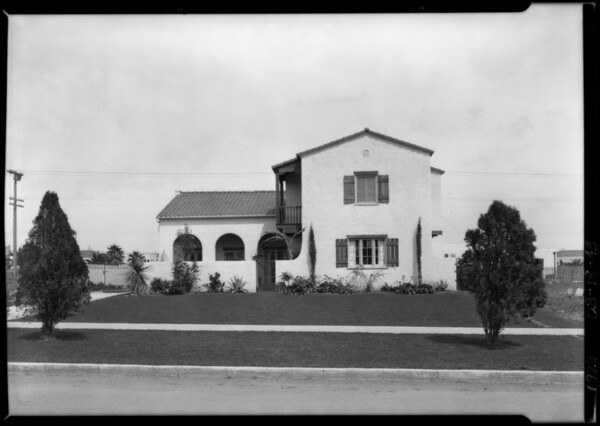 445 17th Street, Santa Monica, CA, 1926