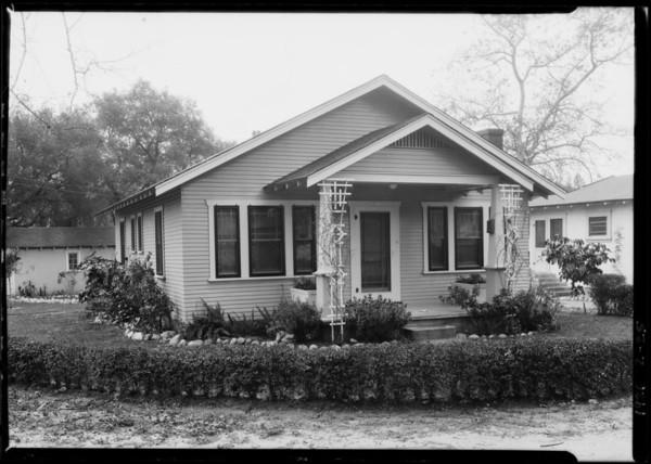 920 North Avenue 67, Los Angeles, CA, 1926