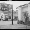 Pulliam Wash Rack System (service station), Vine Street and Selma Avenue, 1601 Vine Street, Los Angeles, CA, 1930